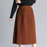 简约唯美潮流气质修身显瘦优雅可爱半身裙2018年春季