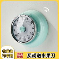 厨房定时器提醒器机械计时器学生做题时间管理家用电子倒计时闹钟