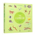 手绘小动物百科(200种生活中最常见的小动物趣味知识)
