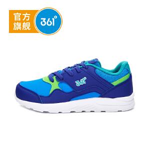 361° 361度童鞋男童运动鞋儿童跑鞋休闲鞋儿童运动鞋N717401