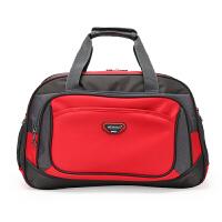 七夕礼物包包新款行礼包旅行包手提包男运动包女健身短途旅行袋大容量拉杆 红色 大