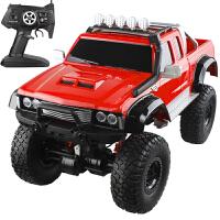 四驱赛车高速男孩子无线大脚攀爬车遥控汽车玩具充电动儿童越野车
