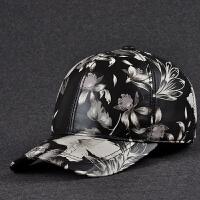 男士帽子真皮棒球帽羊皮帽子鸭舌帽户外