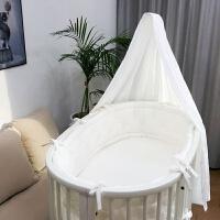 七色花婴儿床品定做全棉宝宝床上用品褥垫韩式婴儿床围床笠定制
