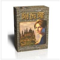 新版阿瓦隆桌游卡牌抵抗组织中文版聚会益智游戏桌面游戏