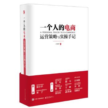 一个人的电商(pdf+txt+epub+azw3+mobi电子书在线阅读下载)