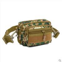 小腰包多用途零钱包斜挎包运动旅游背包旅行小包男女户外休闲单肩包迷彩挂包