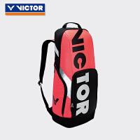 VICTOR威克多羽毛球包 胜利男女款双肩背包 新款BR8018球拍包