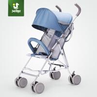 婴儿推车轻便折叠宝宝简易超轻小伞车夏儿童手推车