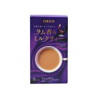 【网易考拉】日东红茶 ,朗姆酒香奶茶 12克*6支/盒