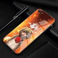 斑布猫苹果8手机壳7Plus新款防摔硅胶套iPhone个性创意6s潮牌情侣男女款plus可爱i6卡通