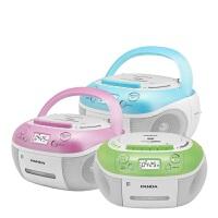 熊猫(PANDA) CD-860 手提式DVD播放机复读机CD机磁带U盘MP3录音机收录机