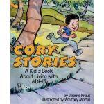 【预订】Cory Stories: A Kid's Book about Living with ADHD