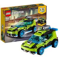 【当当自营】LEGO乐高火箭拉力赛车 31074