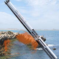 2.7米3.6米4.5米5.4米钓鱼竿碳素硬轻长节矶竿矶钓竿套装