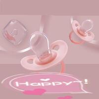 【支持礼品卡】婴儿安睡型安抚奶嘴0-6-18个月新生儿超软硅胶宝宝断奶神器安慰型 x8x