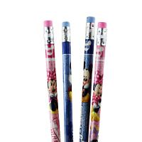 米奇卡通HB铅笔 (4支装) 学生用品文具