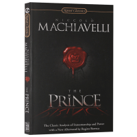 The Prince Signet 君主论 英文原版 欧洲历代君主 政治家指南 君王论 英文版 进口英语书籍