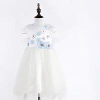 儿童纱裙夏装公主裙女孩裙子女童连衣裙夏装韩版洋气童装