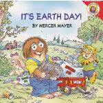Little Critter: It's Earth Day! 小怪物:地球日 ISBN9780060539597