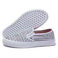 范斯VANS女鞋休闲鞋冲浪Slip-On运动鞋帆布VN00019SIF8