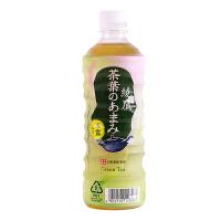 日本进口COCACOLA可口可乐绫鹰零卡宇治绿茶饮料525ml/瓶夏季饮品