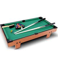 儿童台球桌仿真桌球大号家用桌游8男孩男童玩具3-4-5-6-7-10-12岁