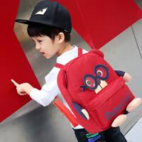 宝宝书包1-3-5岁幼儿园男童可爱大班儿童旅游背包男双肩包