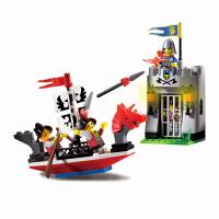 儿童益智积木玩具拼装我的世界模型