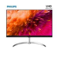 飞利浦(PHILIPS) 27英寸 IPS技术屏 4K超高清UHD 10bit面板多视窗 低蓝爱眼不闪屏 双HDMI接