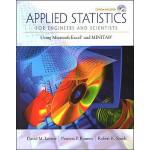 【预订】Applied Statistics for Engineers and Scientists: Using