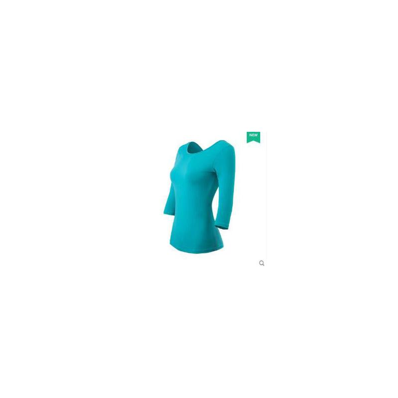 新款瑜伽服运动中长袖女 瑜珈服跑步 【单上衣】 可礼品卡支付 品质保证 售后无忧 支持货到付款