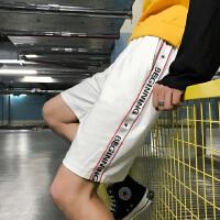 夏季男士棉麻短裤五分裤休闲运动裤韩版宽松学生中裤子潮
