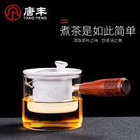 白石葫芦快客杯一壶一杯陶瓷汝窑功夫旅行茶具