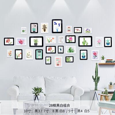 欧式水晶相框墙贴儿童房磁性照片墙装饰客厅创意彩色相片组合挂墙 发货周期:一般在付款后2-90天左右发货,具体发货时间请以与客服协商的时间为准