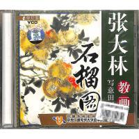 张大林教画写意田园-石榴图VCD( 货号:2000013899651)