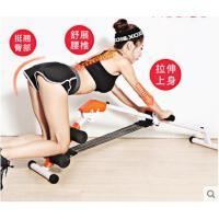 折叠收纳美腰机懒人收腹机瘦肚子健腹器腹肌健身器材家用锻炼腹肌运动训练