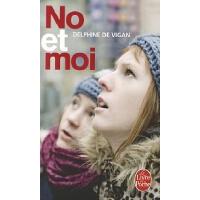 【法语原版】德尔菲娜・德・维冈 诺和我 同名法语电影小说原著 No et moi 进口法语书