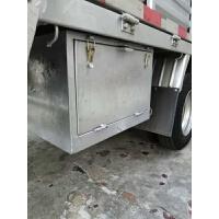 中大型货车加装外挂工具箱定做车用储物箱大空间方型加厚铁箱防锈