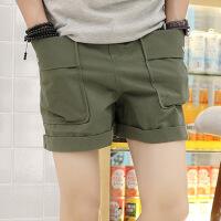 天天大口袋三分裤男士运动短裤 纯棉休闲超短裤宽松3分裤
