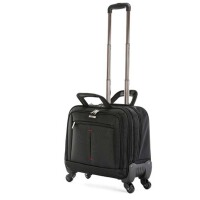 出差旅行行李箱 万向轮小拉杆箱子 商务电脑登机箱 18寸商务登机箱