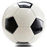 体育用品足球定制贴机缝手缝4号5号足球生产 黑白色 5号球(正规11人制用)