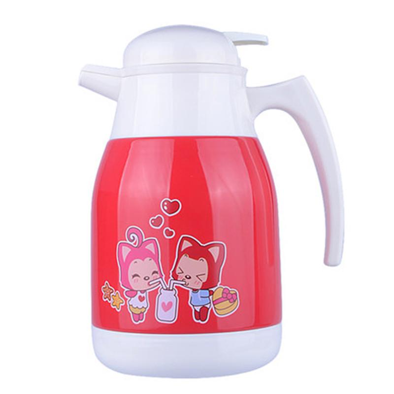 嘉特 GTAL-H6004-100 阿狸 保温壶 不锈钢 咖啡壶保温瓶家用热水壶开水壶