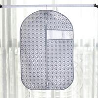 衣服皮草大衣西装物罩套收纳整理挂袋透明家用加厚