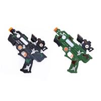 儿童玩具枪 声光投影电动音乐男女宝宝发光2-3-6岁小孩