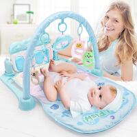 脚蹬琴音乐玩具3-12个月男孩6脚踩钢琴婴儿健身架器脚踏钢琴0-1岁