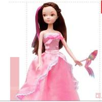可儿娃娃 时尚宝贝(五套衣服和4双鞋子) 7025