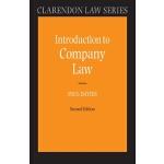 【预订】Introduction to Company Law