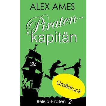 【预订】Piratenkapitn (Grossdruck) 预订商品,需要1-3个月发货,非质量问题不接受退换货。