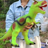 仿真软胶大套装恐龙玩具电动霸王龙动物模型大号塑胶儿童4岁6男孩